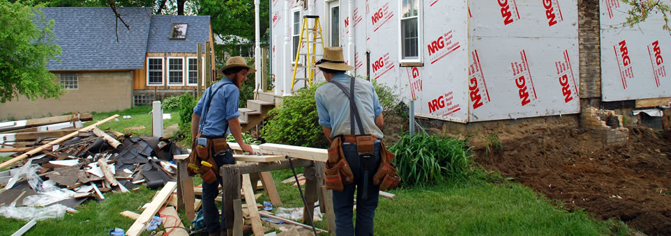 Byler construction llc quality work at a fair price for Amish home construction
